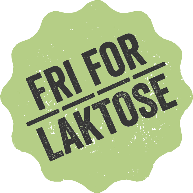 Fri for laktose